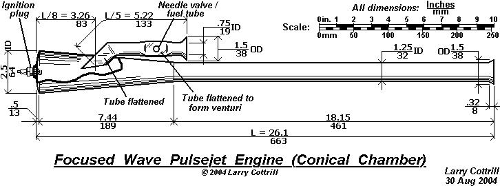 自制简单脉冲电路图
